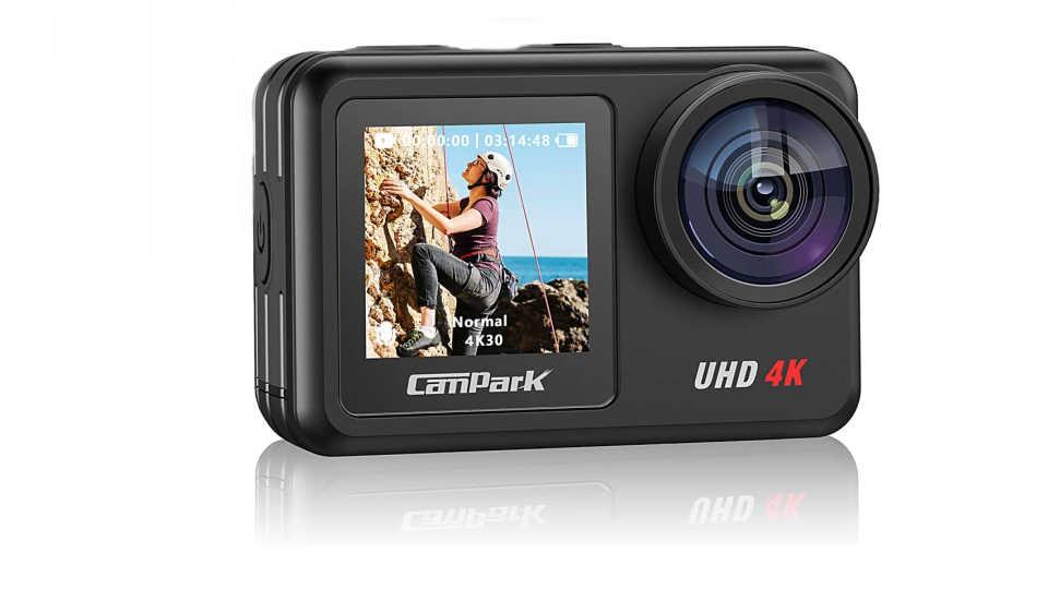 Campark V40 Camera Review