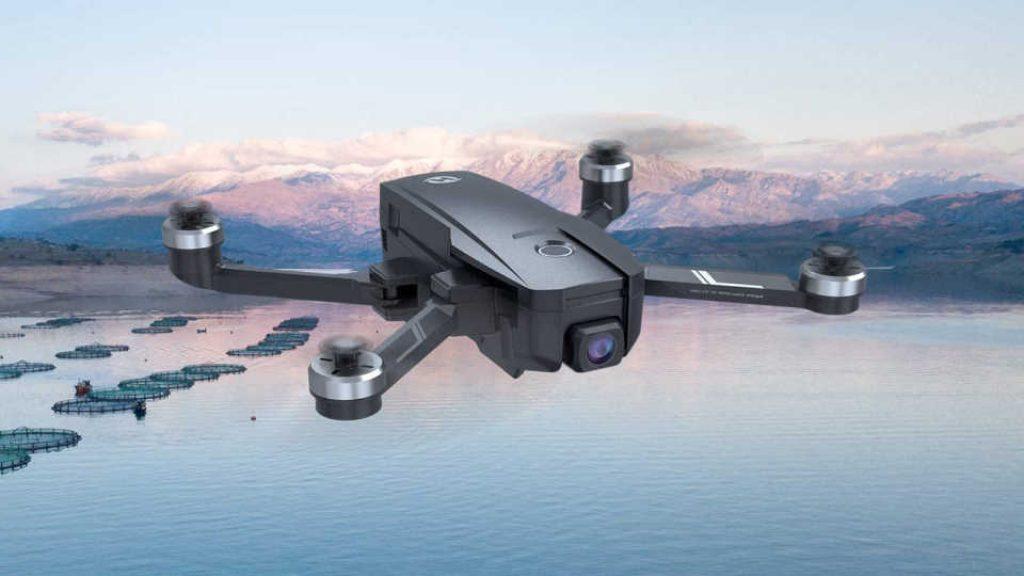 Holy Stone HS720E Drone Range