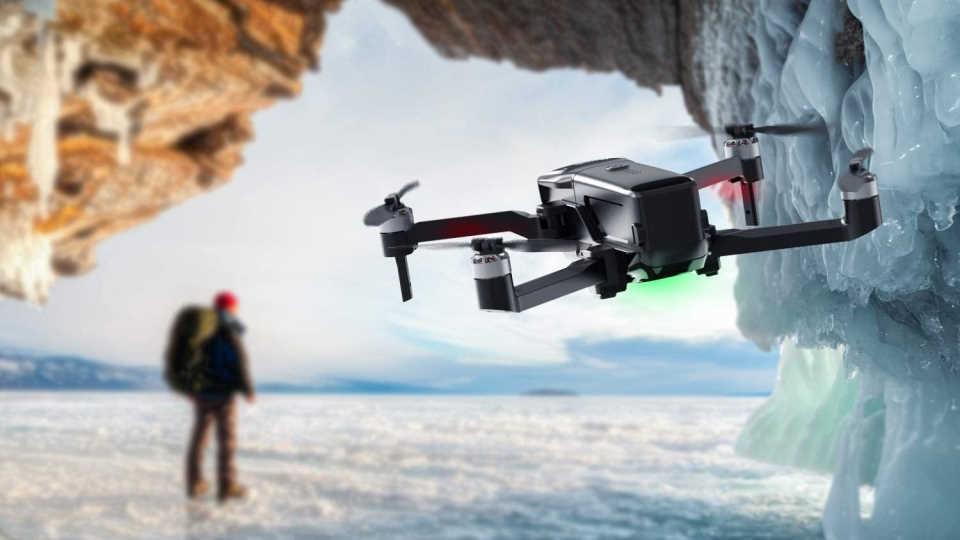 Potensic D68 Drone Flight Performance