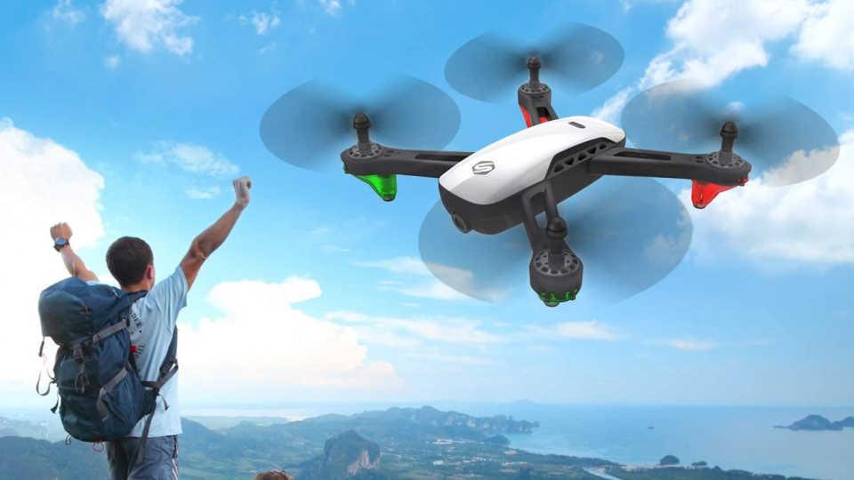 Sanrock U52 Drone Features