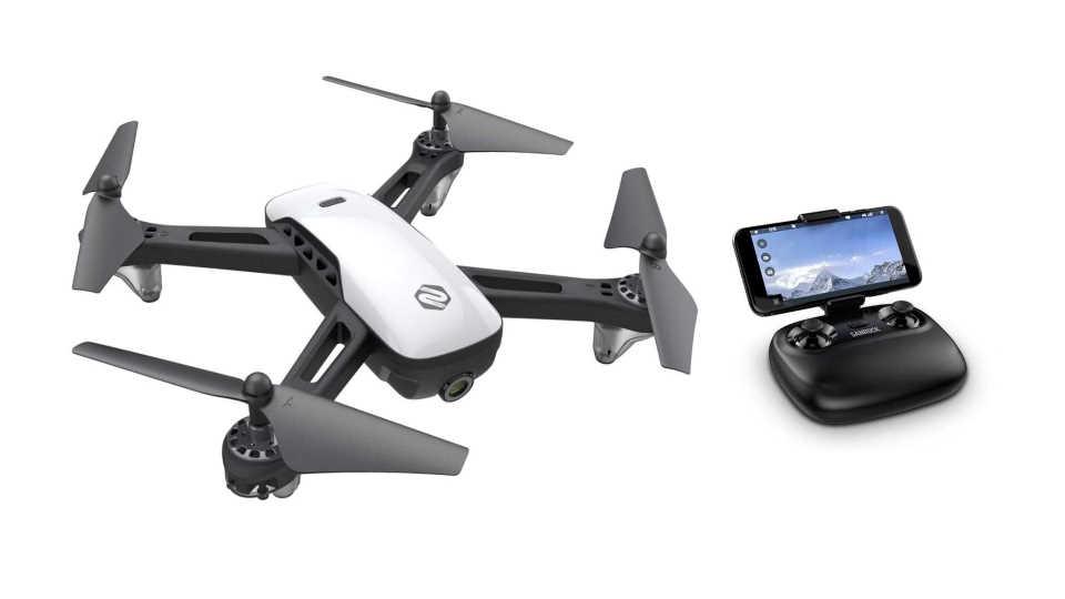 Sanrock U52 Drone Review