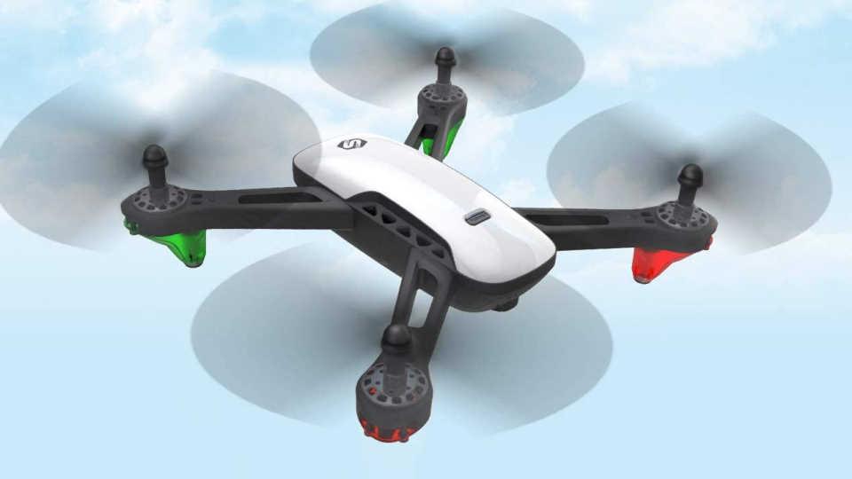 Sanrock U52 Review Drone