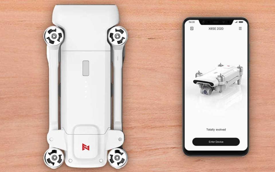 Xiaomi FIMI X8SE Camera Drone Review