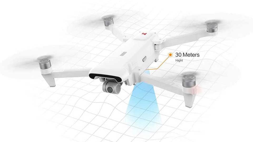 Xiaomi FIMI X8SE Smart Camera Drone