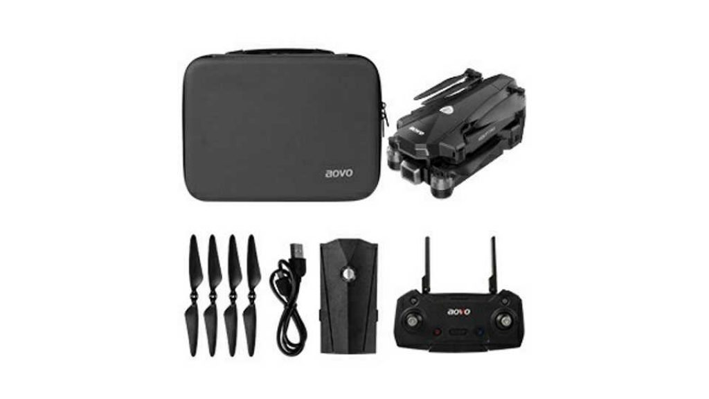 Aovo GPS Drone Package