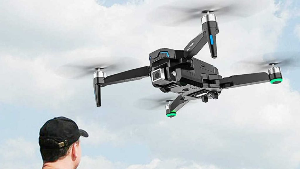 Aovo Wolvy Pro Camera Drone