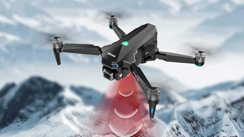 Aovo Wolvy Pro GPS Drone