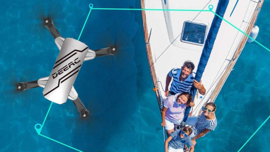 DEERC D20 Mini Drone Features