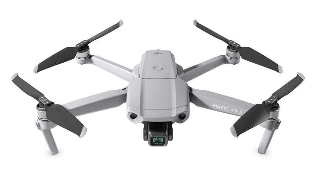 DJI Mavic Air 2 Smart Camera Drone