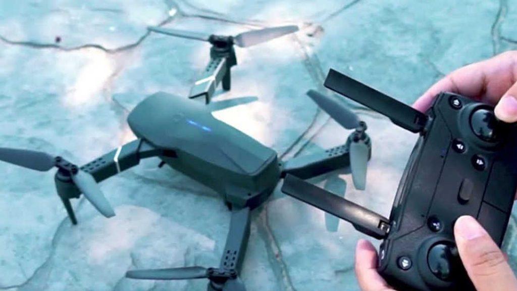 Eachine E520S Drone Intelligent Flight Modes