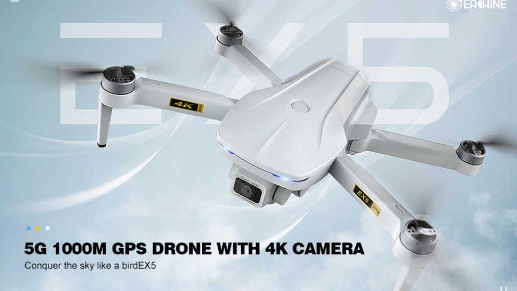 Eachine EX5 Camera Drone Review
