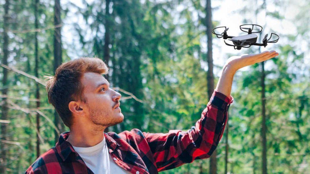Potensic Elfin Mini Camera Drone