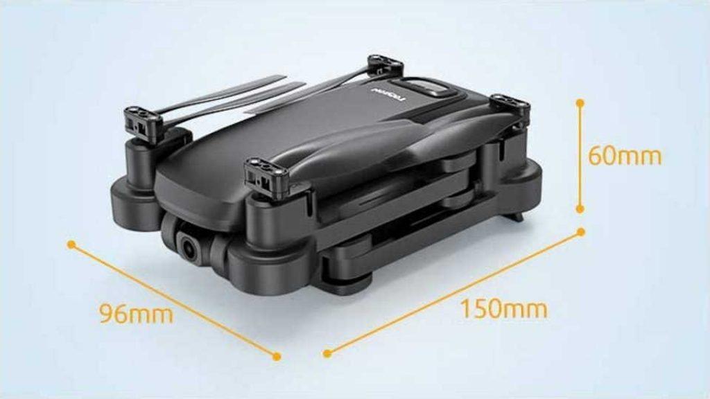 Tomzon D30 Smart Camera Drone
