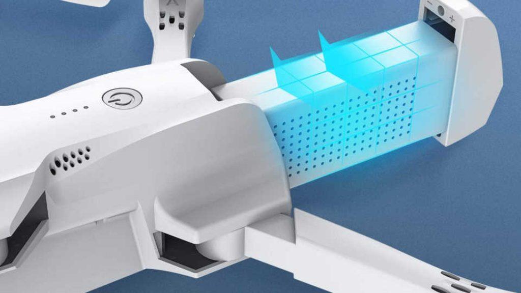 Tomzon D65 Smart Camera Drone