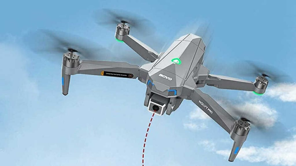 Aovo 4K EIS Drone Features