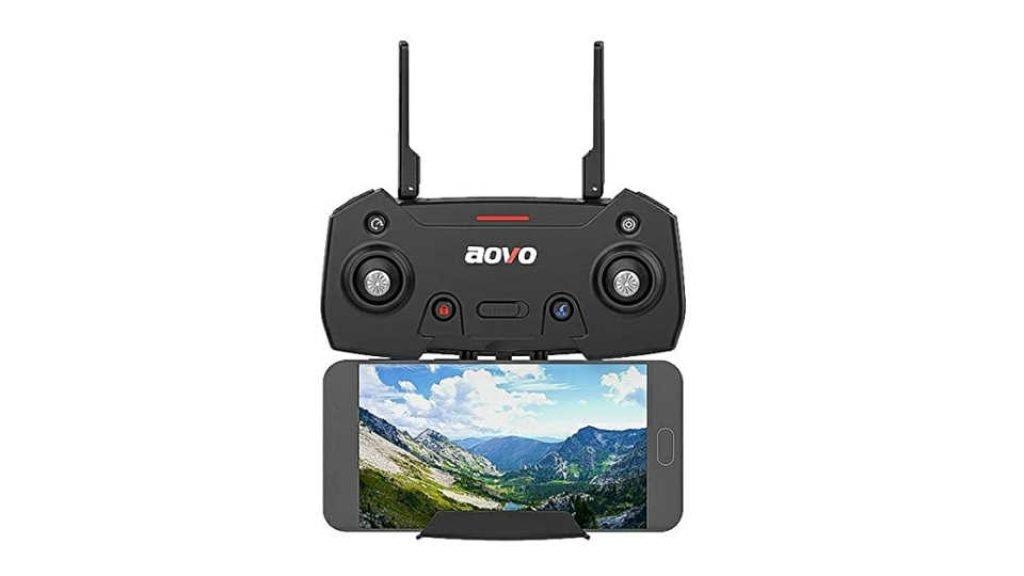 Aovo 4K EIS Drone Remote Controller