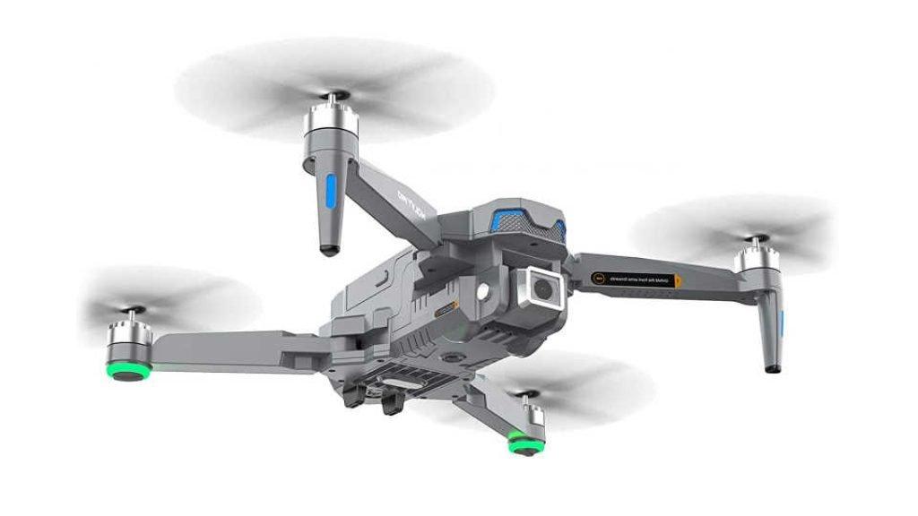Aovo 4K EIS GPS Drone Review