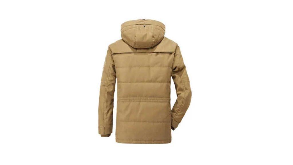 Best Thick Fleece Winter Coat for Men