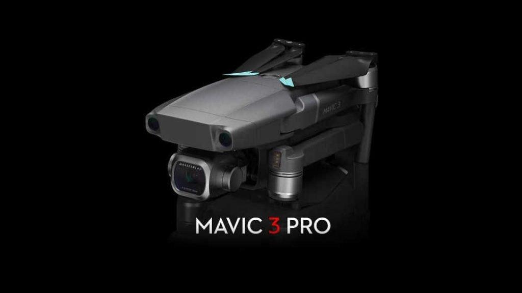 DJI Mavic 3 Pro Leaked