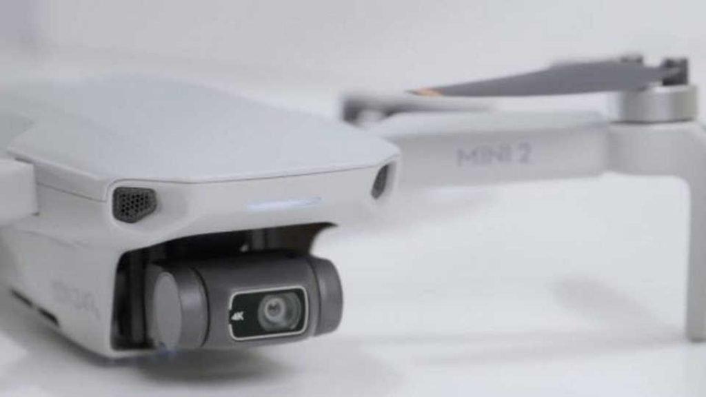 DJI Mini 2 Camera Drone
