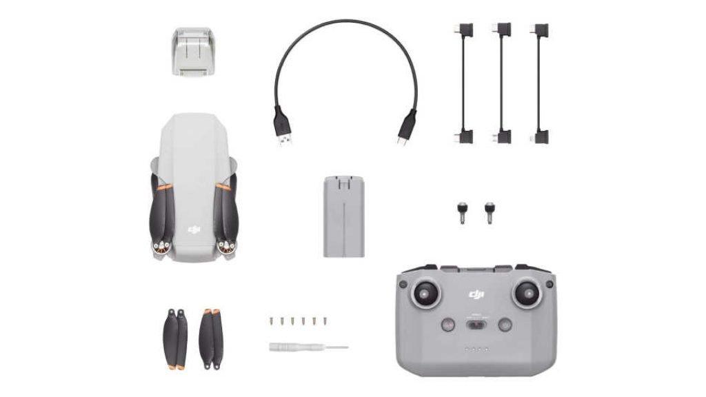 DJI Mini 2 Flycam Drone