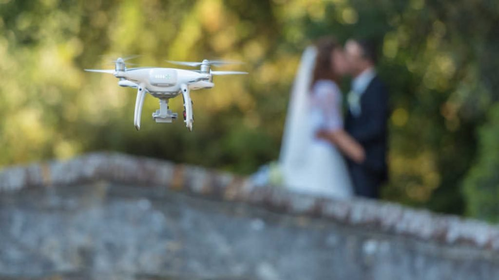 Drone Weddings