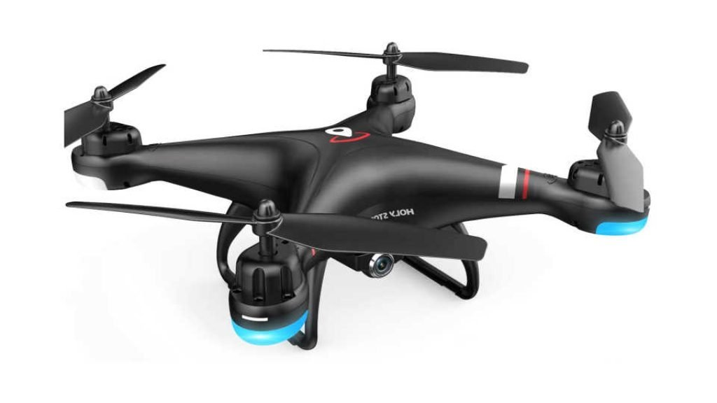 Holy Stone HS110G Camera Drone Review