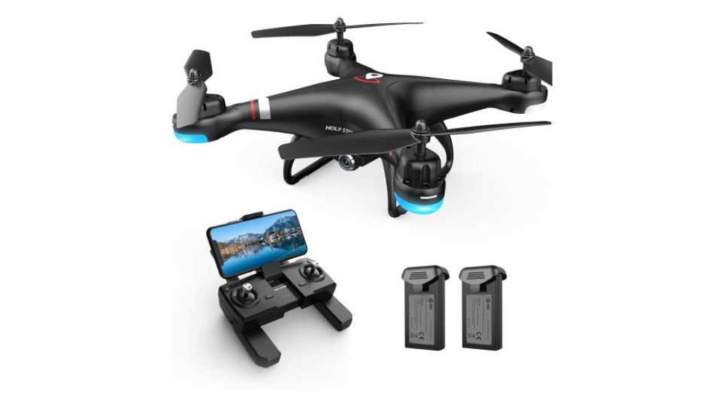 Holy Stone HS110G Drone Package Contents