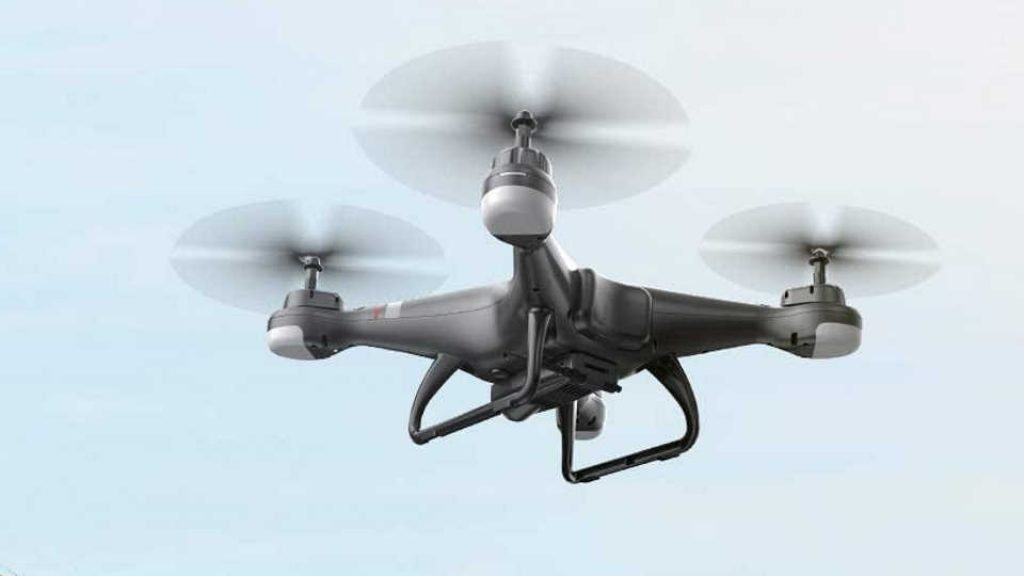 Holy Stone HS110G GPS Drone Review