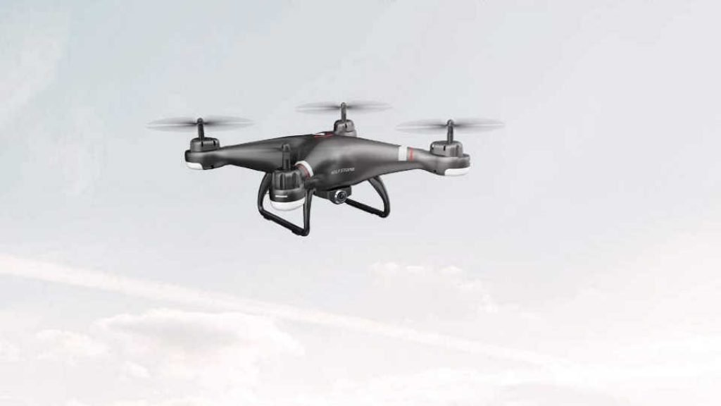 Holy Stone HS110G Smart Camera Drone Review