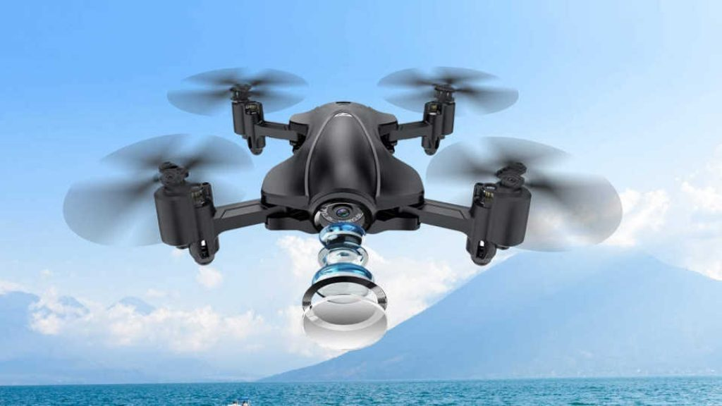 Holy Stone HS165 GPS Drone