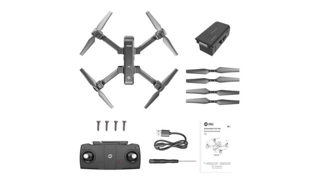 Holy Stone HS270 Drone Review