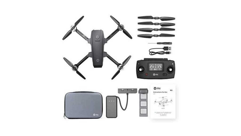 Holy Stone HS720 Drone Package