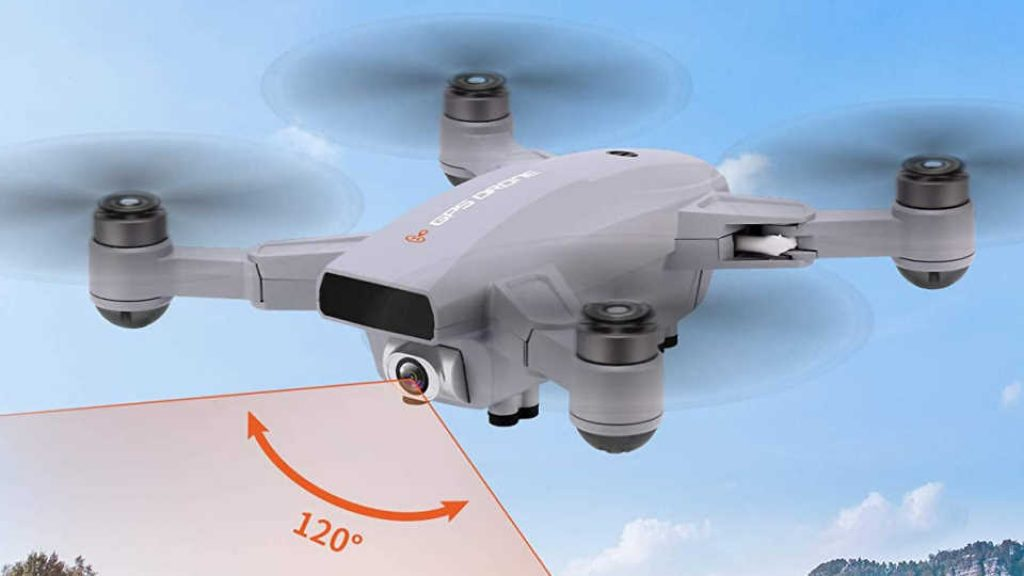 JJRC X18 GPS Camera Drone Review
