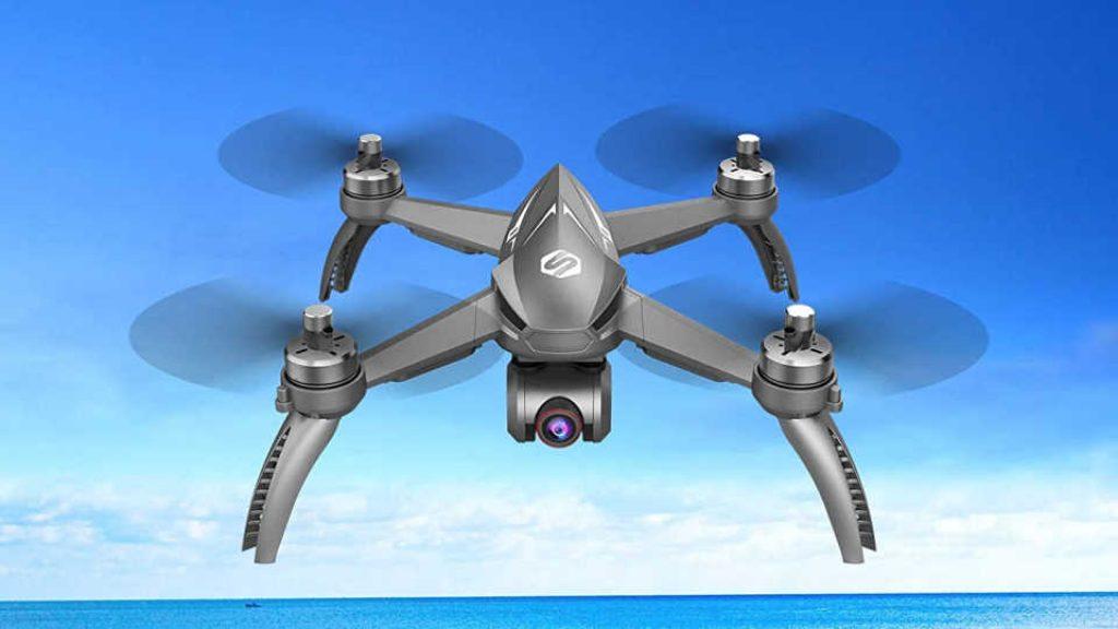 Sanrock B5W Drone Flight Performance