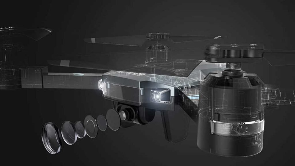 Snaptain A15H Drone Specs