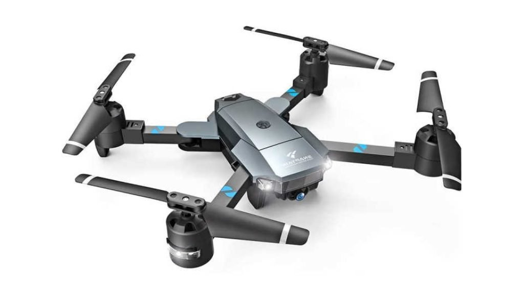 Snaptain A15H Toy Drone Review