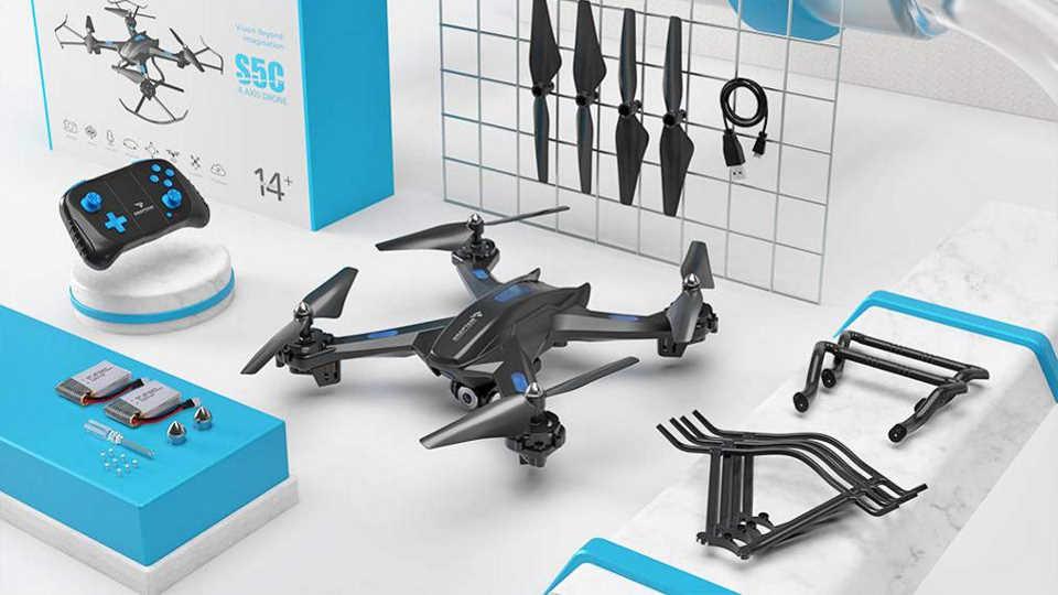 Top Best Snaptain Drones for Beginners