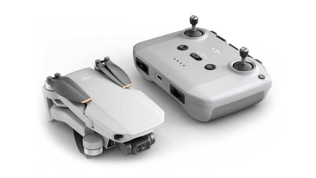 Upgrade DJI Mini 2 Drone