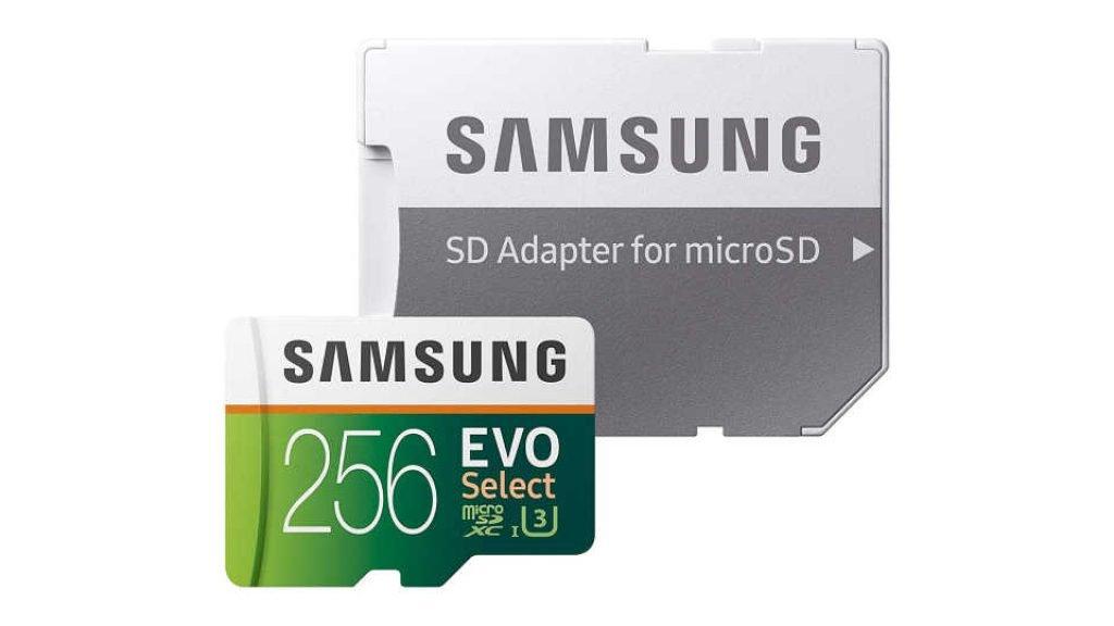 256GB Micro SDXC Memory Card
