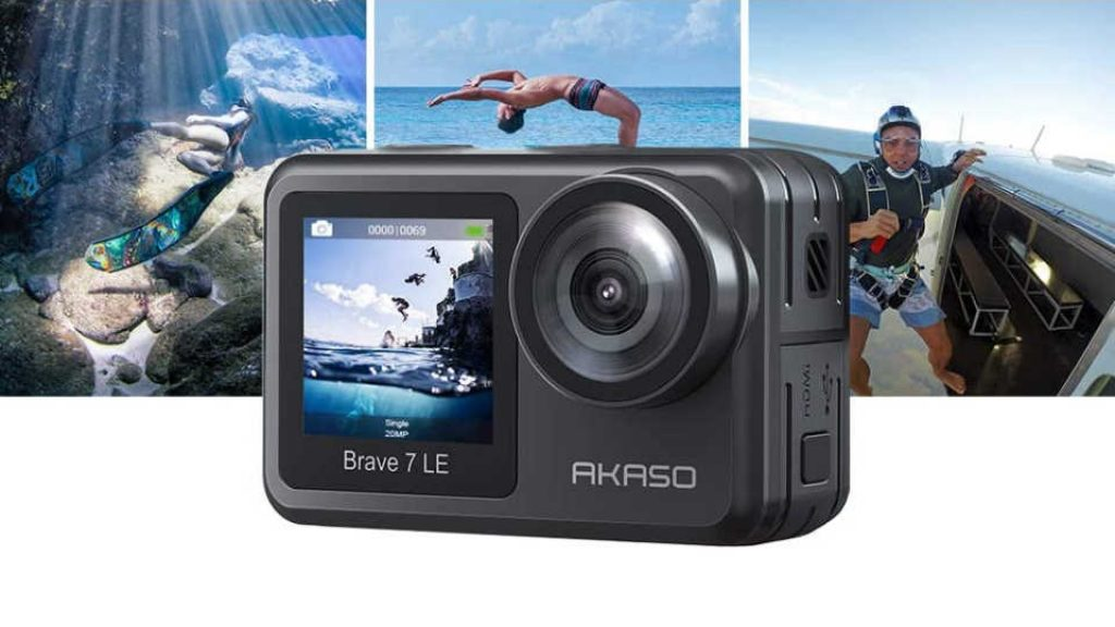 Akaso Brave 7 LE Camera Review