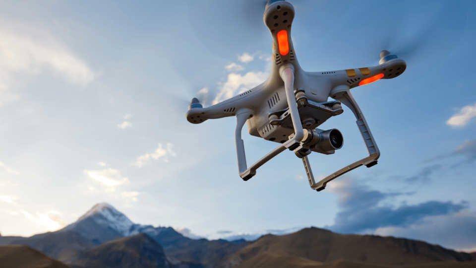 Best Drones with Long Flight Range