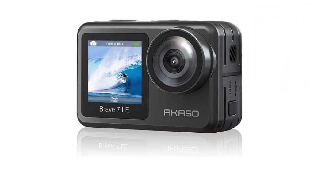 Brave 7 Action Camera Review