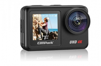 Campark V40 Review: Best 4K UHD Action Camera
