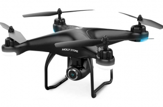 Holy Stone HS120D Review: Best Camera Drone for Beginners